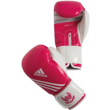 Fitness handschoenen Adidas roze