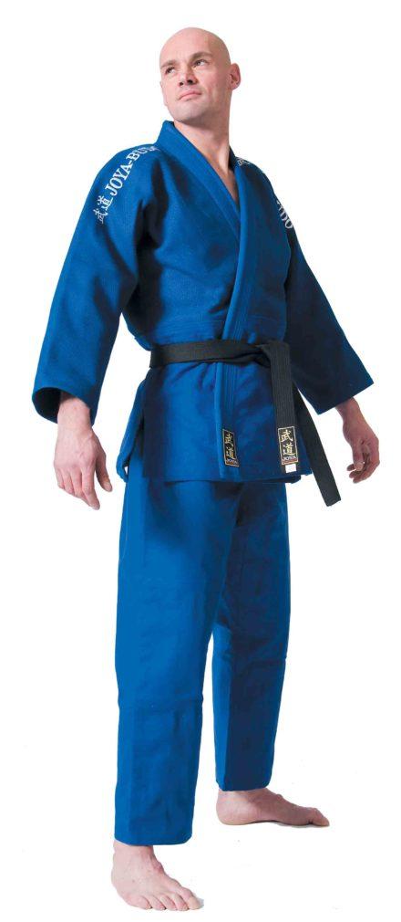 Joya Judopak blauw