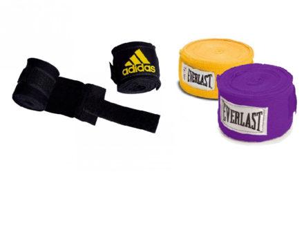 Sporttape en bandage
