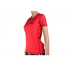 dames-sport-shirt-rode