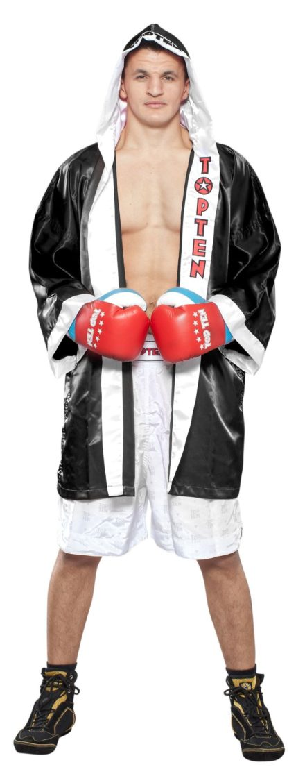 top-ten-hooded-boxing-robe-get-in-the-ring-black-white-size-1919-9170