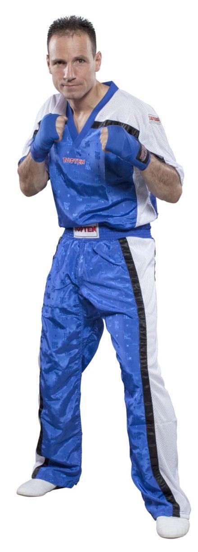top-ten-kickboxing-pants-mesh-for-kids-size-130-130-cm-blue-white-1605-6130