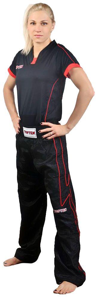 top-ten-kickboxing-pants-size-s-160-cm-black-red-1603-9160
