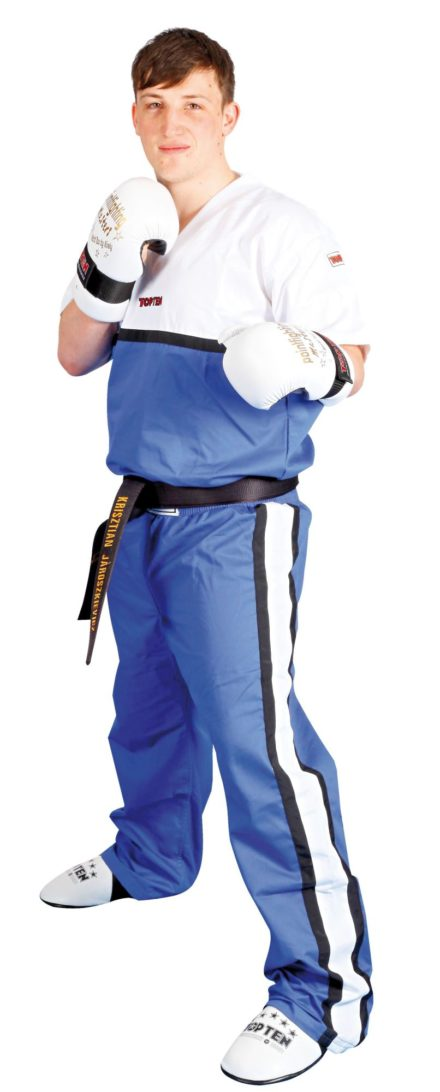 top-ten-kickboxing-pants-superfighter-collection-size-l-180-cm-blue-white-1615-61180