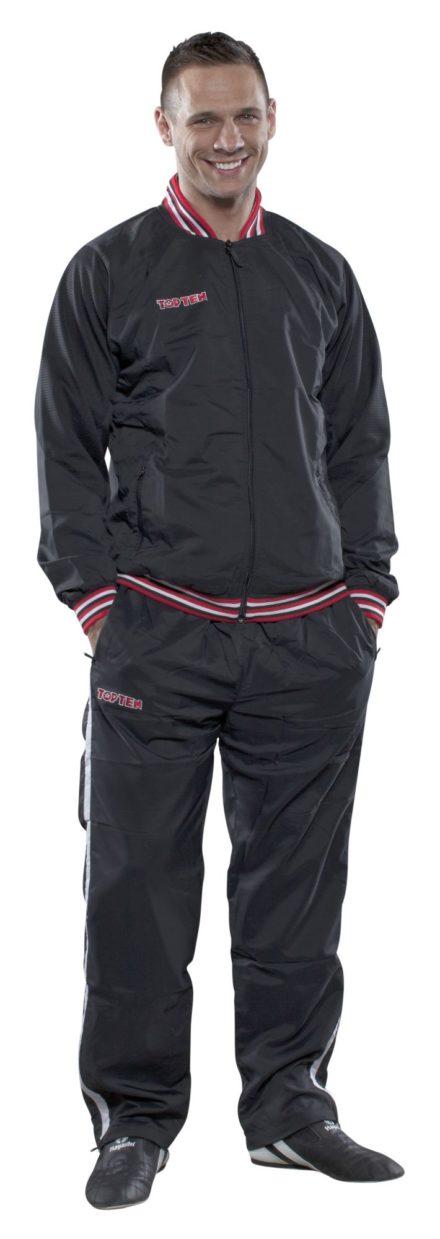 top-ten-jacket-dry-fit-mix-up-black-size-152-7740-9152
